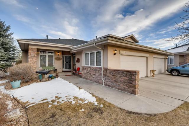 2764 W Riverwalk Circle A, Littleton, CO 80123 (MLS #3588443) :: 8z Real Estate