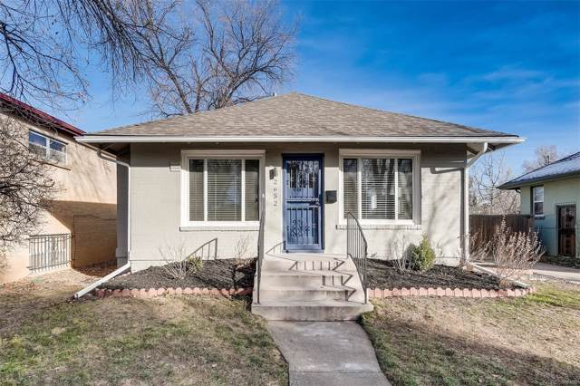 2652 Holly Street, Denver, CO 80207 (#3588647) :: The Heyl Group at Keller Williams