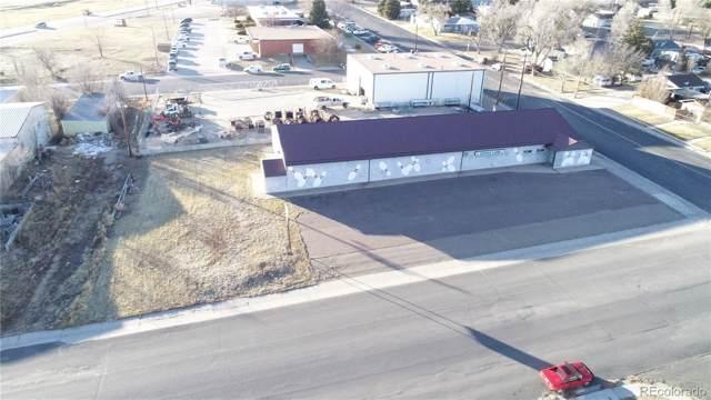 499 K Avenue, Limon, CO 80828 (MLS #3588782) :: 8z Real Estate