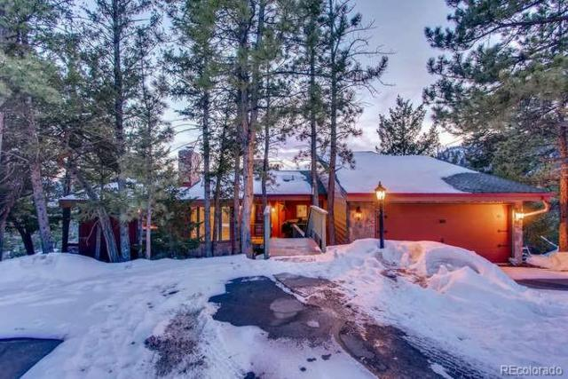 11911 Kings Court, Conifer, CO 80433 (#3588847) :: The Heyl Group at Keller Williams