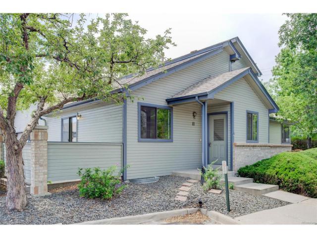 9185 W Cedar Drive #1, Lakewood, CO 80226 (MLS #3588940) :: 8z Real Estate