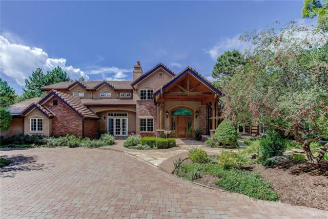 5 Walden Lane, Cherry Hills Village, CO 80121 (#3589090) :: The City and Mountains Group