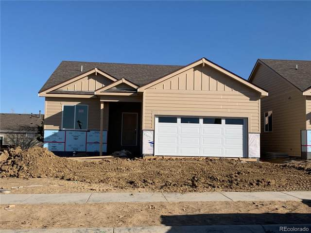 1212 103rd Avenue, Greeley, CO 80634 (#3589132) :: The Griffith Home Team