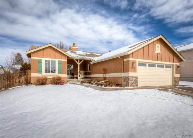 4154 Coolwater Drive, Colorado Springs, CO 80916 (#3589163) :: The Dixon Group