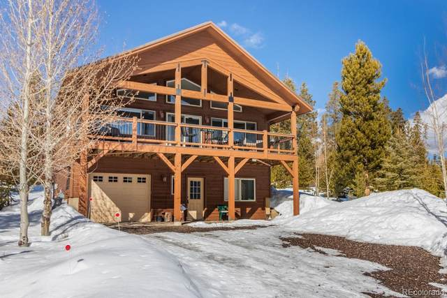 49 Gcr 4574 Lane, Grand Lake, CO 80447 (#3589434) :: The Peak Properties Group