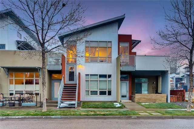 802 Blondel Street #204, Fort Collins, CO 80524 (MLS #3589885) :: Keller Williams Realty