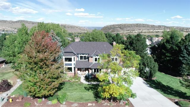 18 Tamarade Drive, Littleton, CO 80127 (#3590548) :: Colorado Home Finder Realty