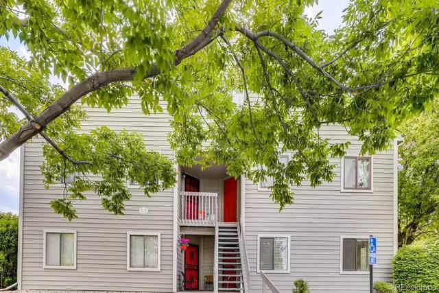 3600 S Pierce Street 6-102, Lakewood, CO 80235 (#3590727) :: Bring Home Denver with Keller Williams Downtown Realty LLC
