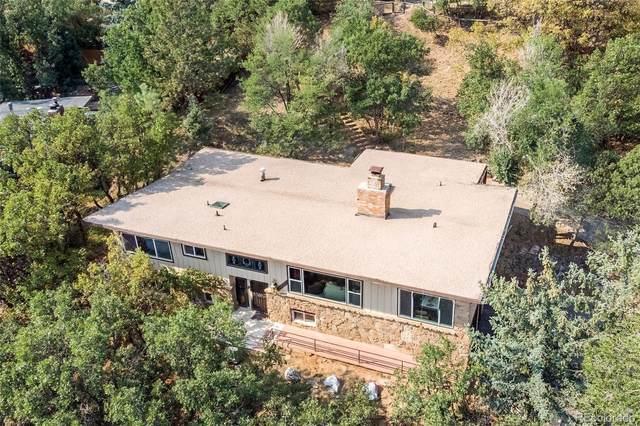 732 Scorpio Circle, Colorado Springs, CO 80906 (MLS #3590810) :: Kittle Real Estate