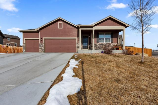2245 Coyote Creek Drive, Fort Lupton, CO 80621 (MLS #3591054) :: 8z Real Estate