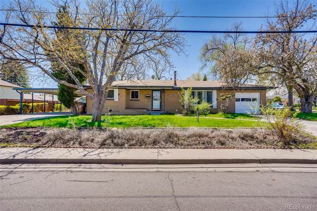 6470 W Nevada Place, Lakewood, CO 80226 (#3591070) :: The DeGrood Team