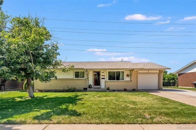 3921 S Uinta Street, Denver, CO 80237 (#3591117) :: The HomeSmiths Team - Keller Williams