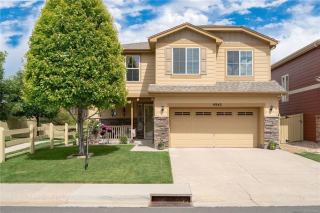 4942 S Zephyr Street, Littleton, CO 80123 (MLS #3591678) :: 8z Real Estate