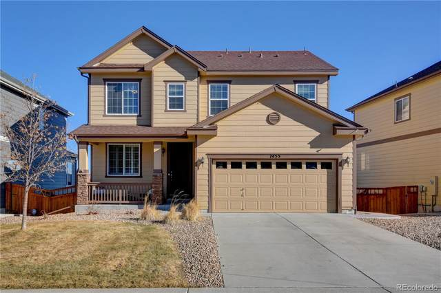 7455 Blue Water Drive, Castle Rock, CO 80108 (#3591753) :: The Gilbert Group