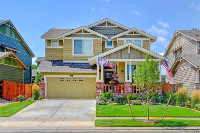 16280 E 119th Avenue, Commerce City, CO 80022 (#3591847) :: Kimberly Austin Properties