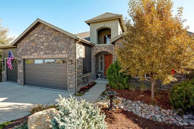 1698 Ridgetrail Lane, Castle Rock, CO 80104 (#3591967) :: Mile High Luxury Real Estate