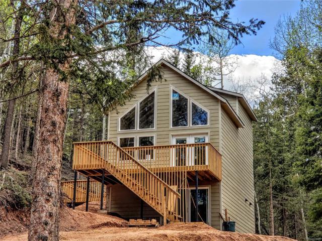 257 Wakanda Trail, Woodland Park, CO 80863 (MLS #3592084) :: 8z Real Estate