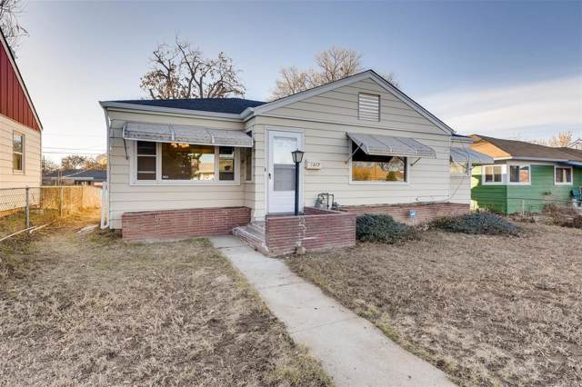 1317 Lima Street, Aurora, CO 80010 (#3592221) :: The Peak Properties Group