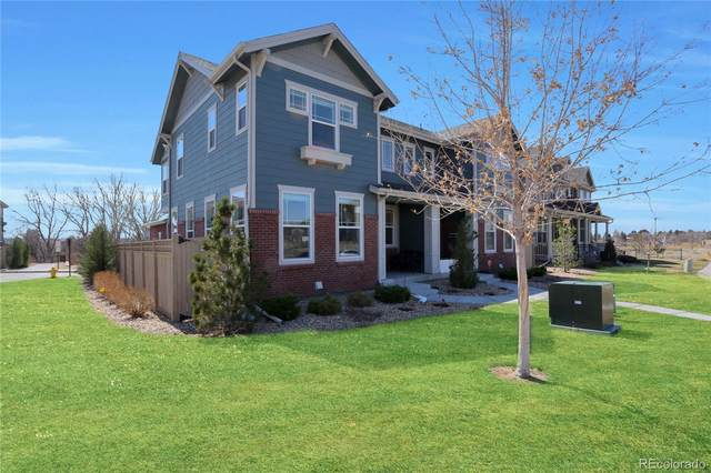 14633 E Crestridge Drive, Centennial, CO 80015 (#3592233) :: Compass Colorado Realty