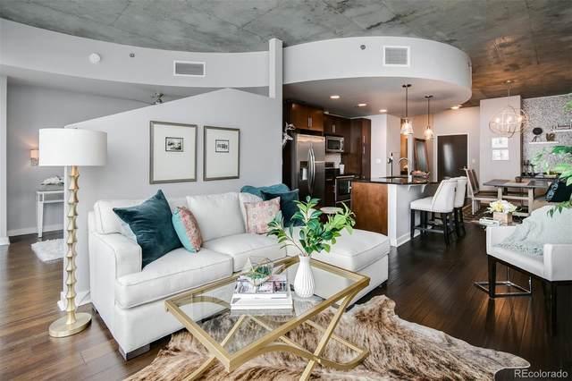 891 14th Street #2414, Denver, CO 80202 (#3592319) :: Kimberly Austin Properties