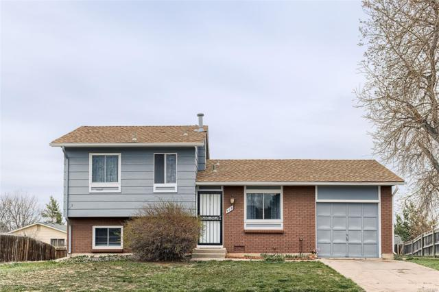 918 S Ventura Street, Aurora, CO 80017 (#3592347) :: The Peak Properties Group