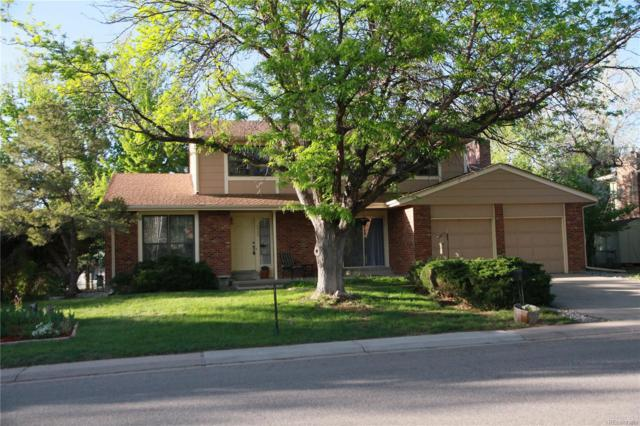 1537 E Mineral Avenue, Centennial, CO 80122 (#3592520) :: The Pete Cook Home Group