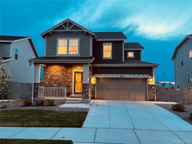 4733 N Hannibal Street, Denver, CO 80239 (#3592790) :: HomeSmart