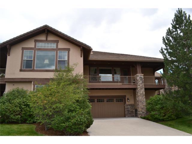 4364 Chateau Ridge Lane, Castle Rock, CO 80108 (#3593010) :: RE/MAX Professionals