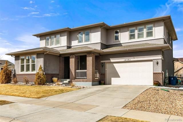 14591 Estonian Avenue, Parker, CO 80134 (#3593011) :: Finch & Gable Real Estate Co.