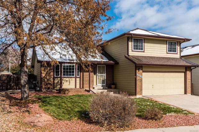 12039 W Burgundy Avenue, Littleton, CO 80127 (#3593138) :: The DeGrood Team