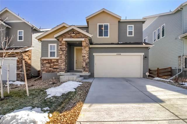 15226 W 93rd Avenue, Arvada, CO 80007 (#3593360) :: The Peak Properties Group