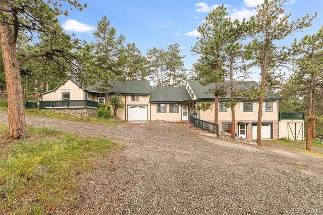 3011 Conifer Circle, Evergreen, CO 80439 (#3593369) :: You 1st Realty
