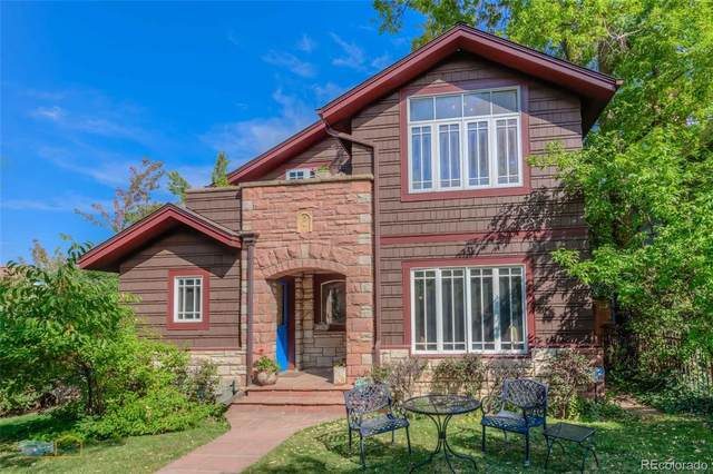 930 Grant Place, Boulder, CO 80302 (#3593538) :: Chateaux Realty Group