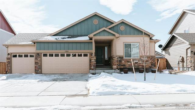 1511 Cirque Valley Lane, Severance, CO 80550 (#3593640) :: The DeGrood Team