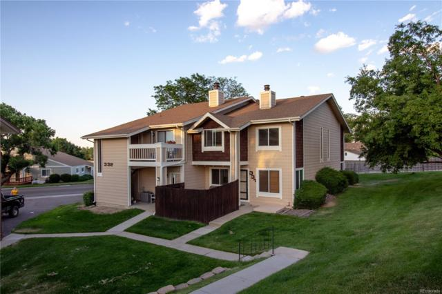 8503 Chase Drive #332, Arvada, CO 80003 (#3593757) :: My Home Team