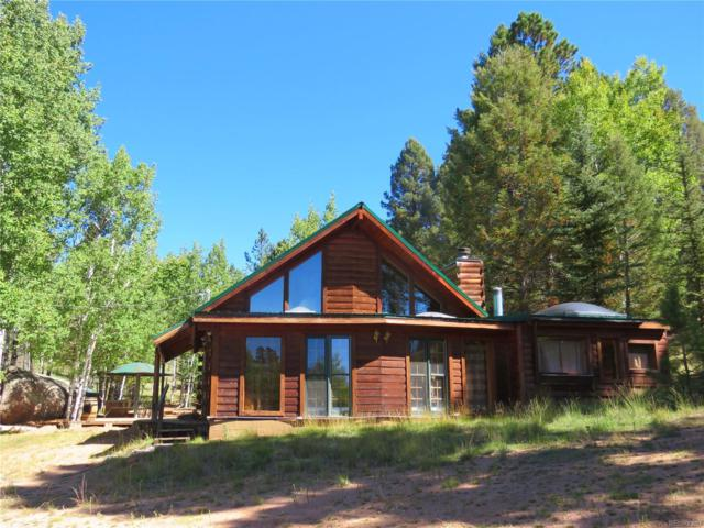22 Garnet Circle, Florissant, CO 80816 (#3594176) :: The Griffith Home Team