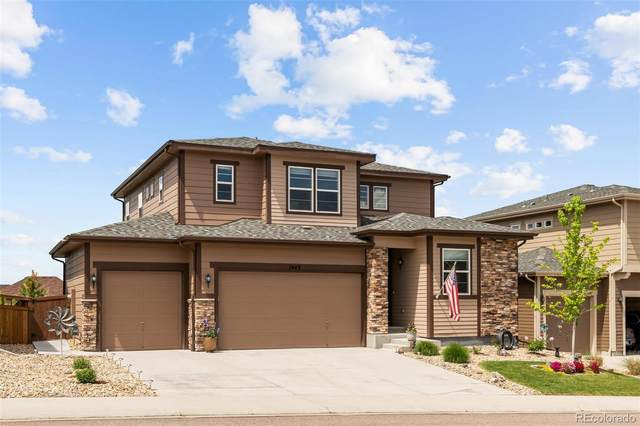 7443 Bandit Drive, Castle Rock, CO 80108 (MLS #3594254) :: 8z Real Estate