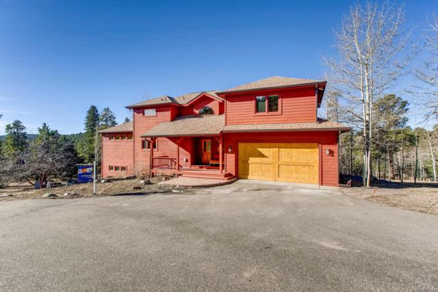 11065 Macdonald Avenue, Conifer, CO 80433 (#3595108) :: The DeGrood Team