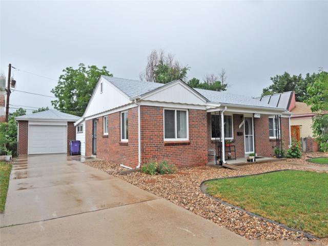 1349 S Alcott Street, Denver, CO 80219 (MLS #3595905) :: 8z Real Estate