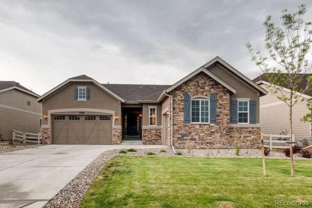 6088 Clover Ridge Circle, Castle Rock, CO 80104 (#3596116) :: House Hunters Colorado