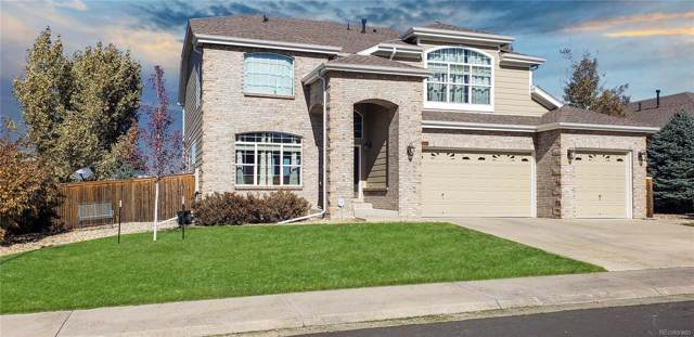 16171 Cattle Avenue, Parker, CO 80134 (MLS #3596260) :: 8z Real Estate