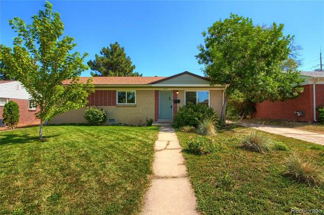 1472 S Ames Street, Lakewood, CO 80232 (#3596376) :: You 1st Realty