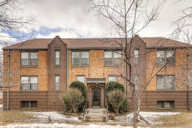 3850 E 17th Avenue #8, Denver, CO 80206 (#3596385) :: Bring Home Denver