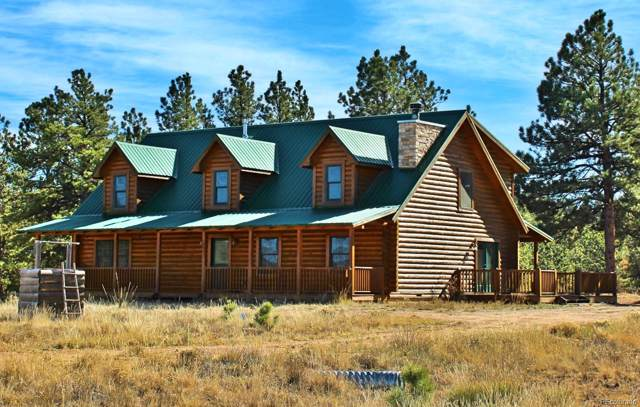 294 Arapahoe Road, Westcliffe, CO 81252 (MLS #3596558) :: 8z Real Estate