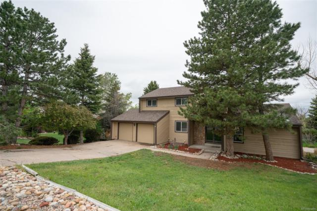 6585 Surry Place, Parker, CO 80134 (MLS #3596652) :: Kittle Real Estate