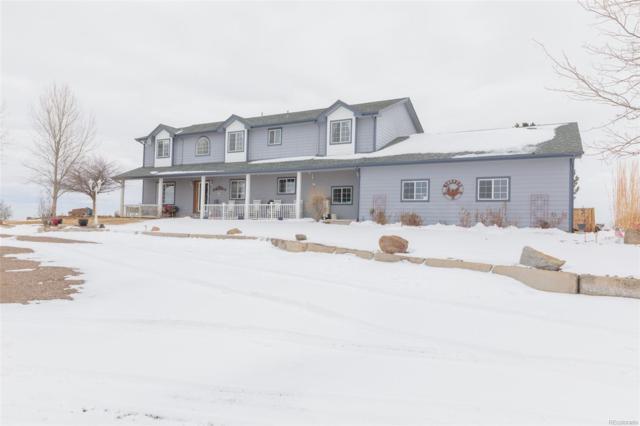 16600 Cavanaugh Road, Keenesburg, CO 80643 (#3596728) :: Wisdom Real Estate