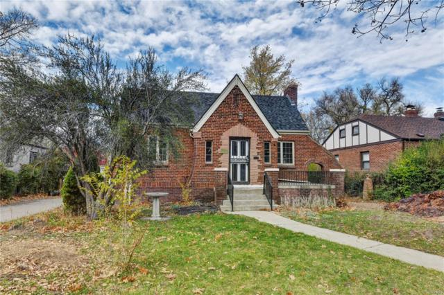 6625 E 18th Avenue, Denver, CO 80220 (#3597557) :: My Home Team