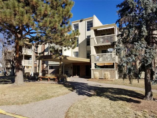 1300 S Parker Road 399D, Denver, CO 80231 (#3597642) :: The Heyl Group at Keller Williams