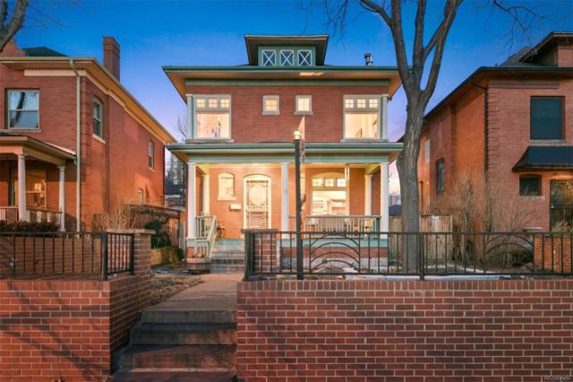 950 N Marion Street, Denver, CO 80218 (#3597905) :: James Crocker Team
