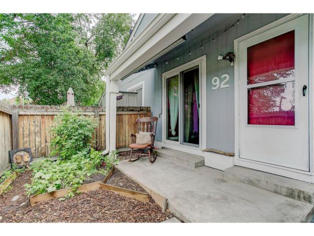 2557 S Dover Street #92, Lakewood, CO 80227 (MLS #3598172) :: 8z Real Estate